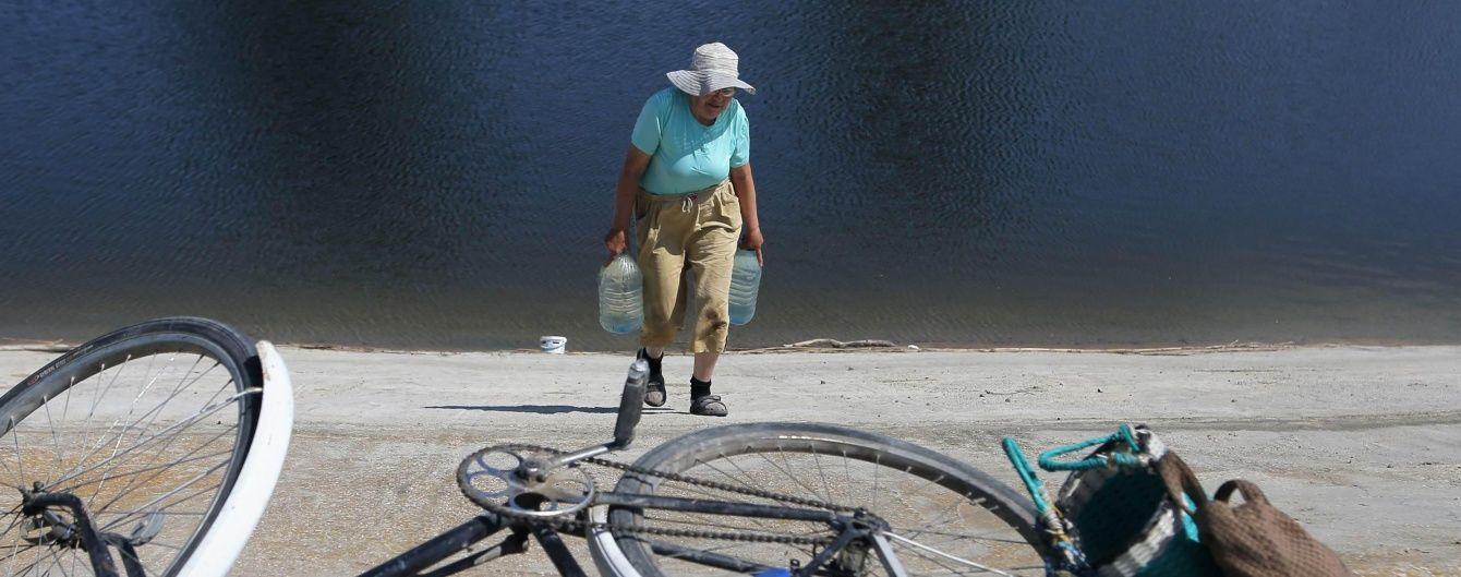 """У Москві пообіцяли до 2019 року забезпечити водою окупований Крим """"більш стабільно"""""""