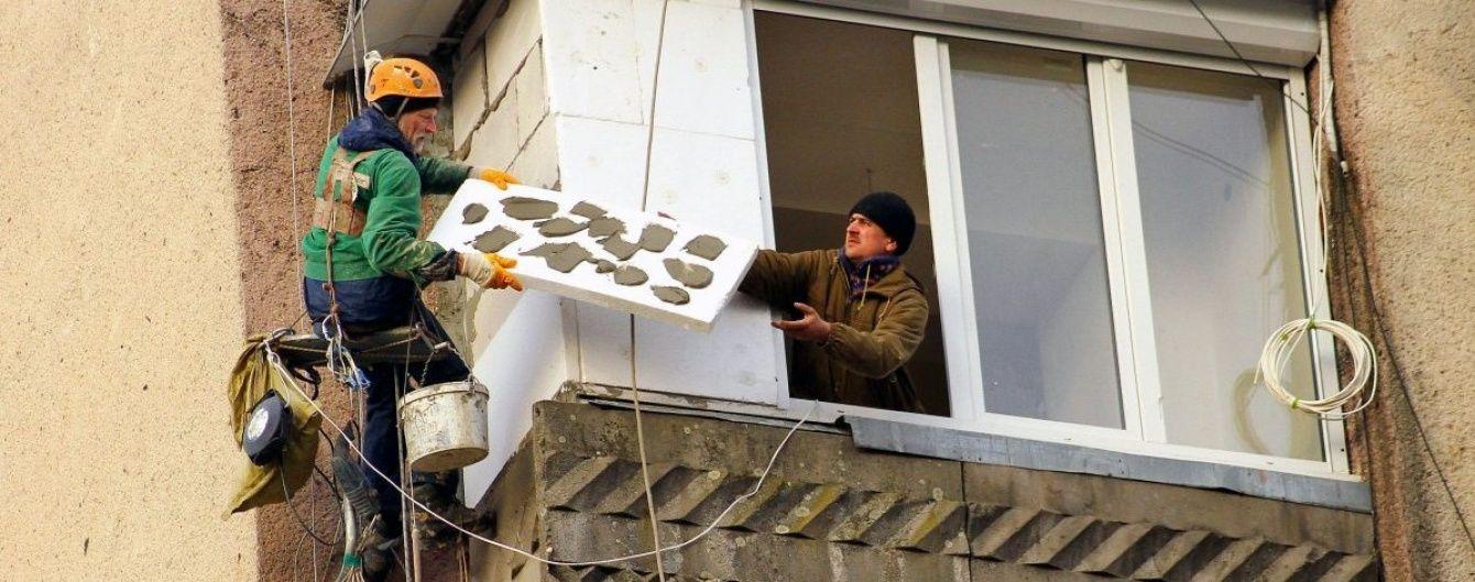 Утеплення будинку допоможе економити щороку 18 тисяч гривень на опаленні. Поради експертів