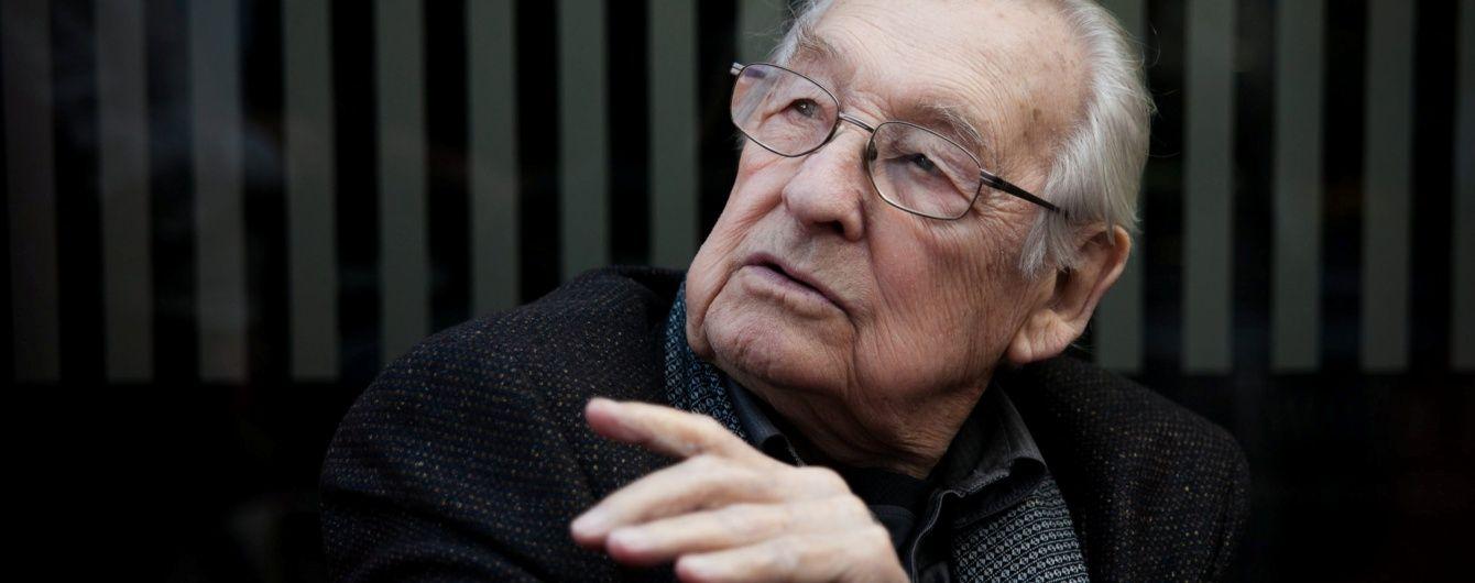 Помер 91-річний польський режисер Анджей Вайда