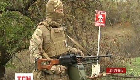 Боевики сорвали разведения войск на Восточном фронте