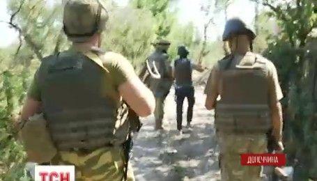 Украинские военные отбили мощную атаку диверсантов у Марьинки