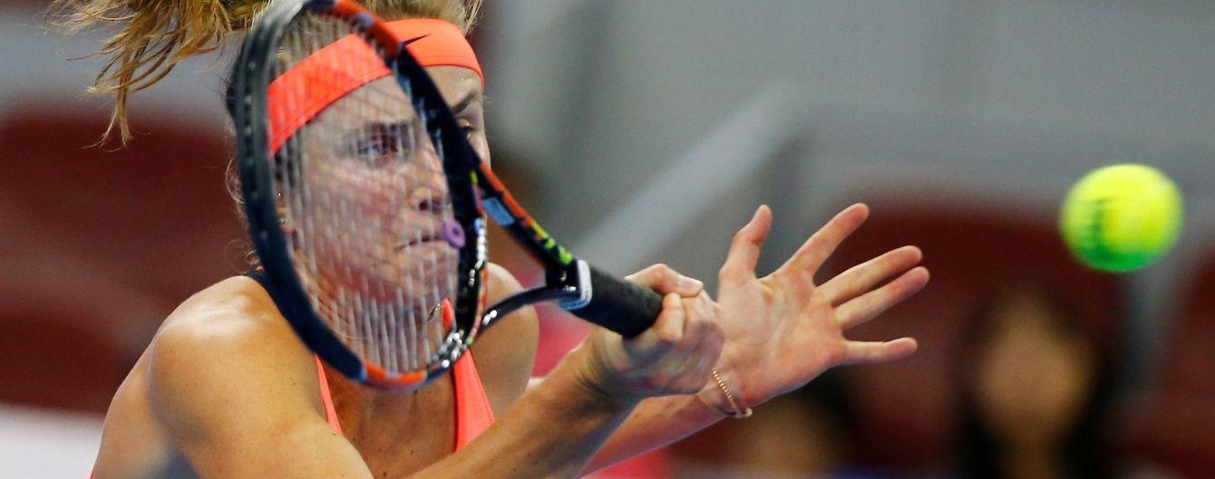 Украинка Свитолина ворвалась в рейтинг топ-15 теннисисток мира