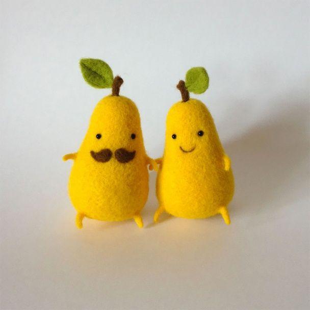 Кохання авокадо. Оригінальна харків'янка власноруч створює зворушливі вироби з вовни