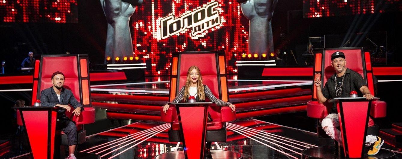 """""""Голос.Діти-3"""" стал самым рейтинговым продуктом осени на украинском ТВ"""
