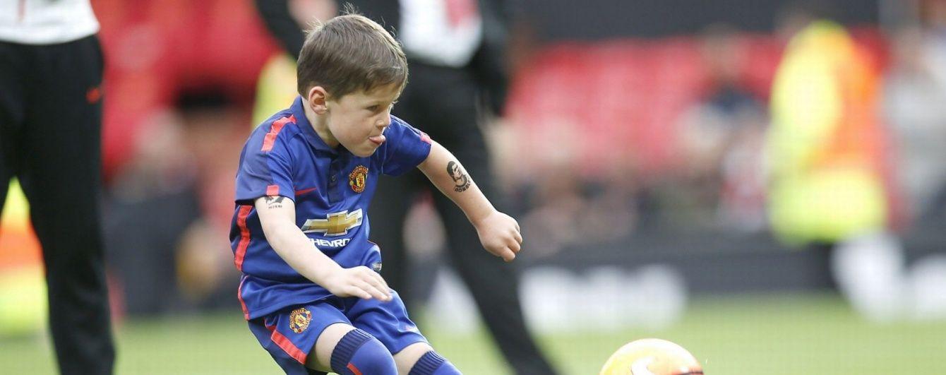 """Футбольна династія. Син Руні став гравцем """"Манчестер Юнайтед"""""""