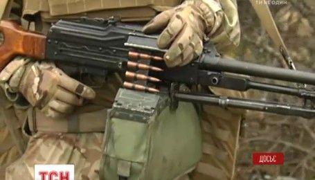 На Мариупольском направлении боевики используют тяжелую артиллерию