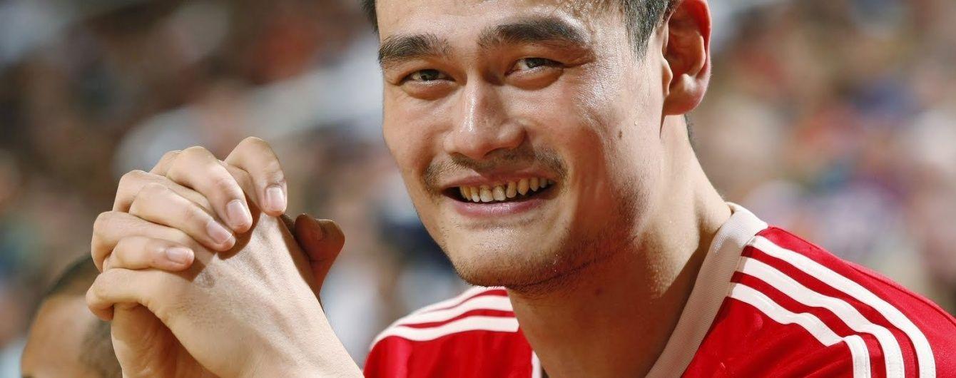 Китай сделал своего легендарного баскетболиста посланцем страны на Марсе