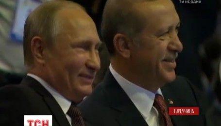 Путин прибыл в Стамбул и анонсировал начало сотрудничества между спецслужбами двух стран