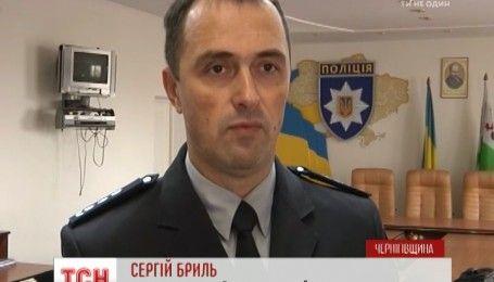 На Чернігівщині затримали чоловіка, якого підозрюють у вибуху поблизу сільського клубу