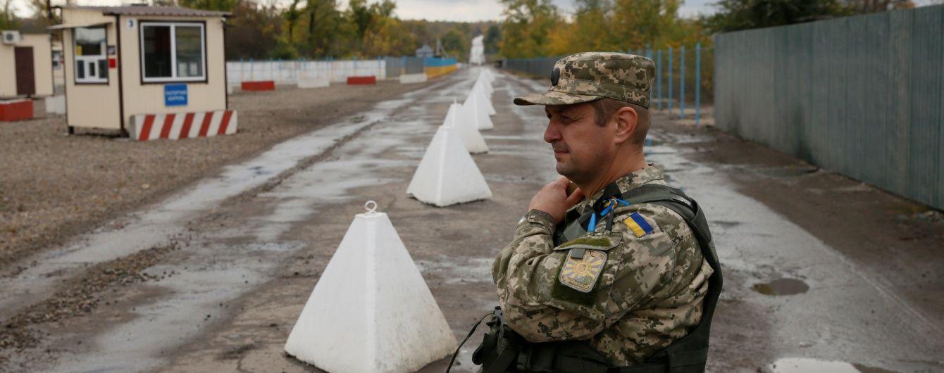 СБУ попередила спробу вивезти зброю з зони АТО
