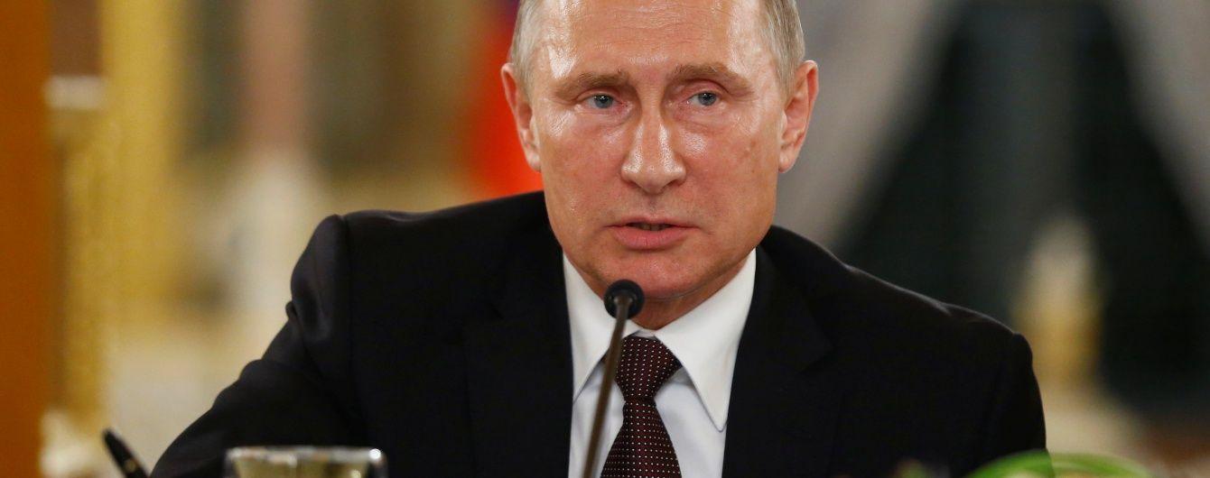 США вважають, що скасування візиту Путіна до Франції є ознакою ізоляції РФ