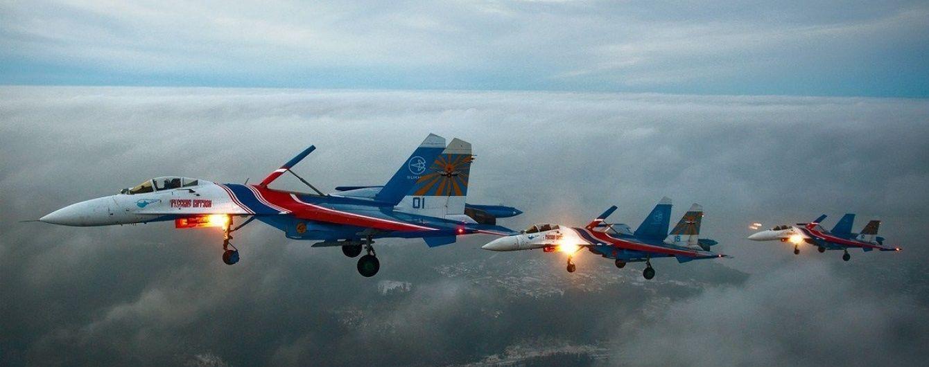 Россия отозвала свои истребители из Беларуси – Bellingcat