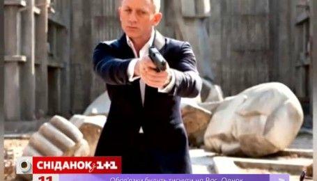 """Деніела Крейга вмовили вп'яте зіграти """"агента 007"""""""