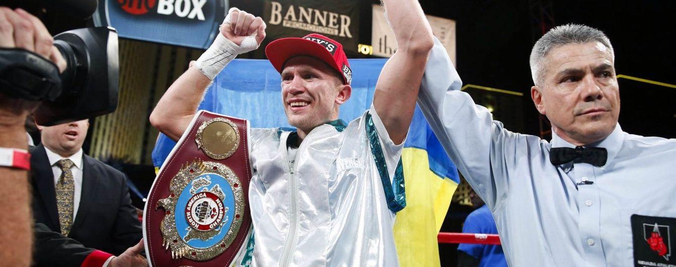 Перспективный украинский боксер Шелестюк узнал имя следующего соперника