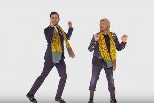 У Мережі набирає популярності пародія Баскова і Урганта на пісню Pen Pineapple Apple Pen