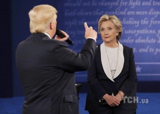 ЗМІ встановили, що штаб Клінтон фінансував розслідування про зв'язки Трампа з Росією