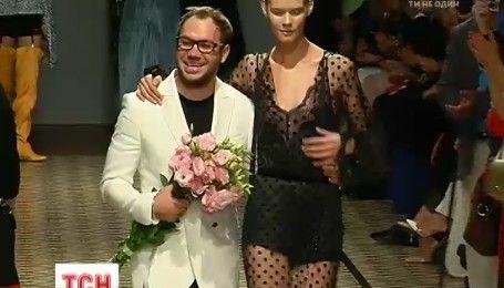 У Києві стартував український тиждень моди