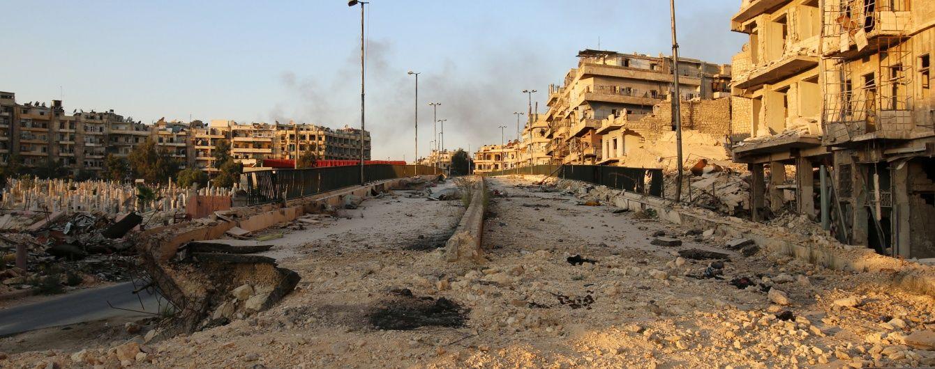 ЄС рішуче засудив дії Асада та його російських союзників у Сирії