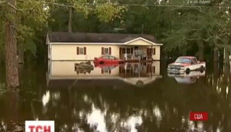 Ураган Метью наніс збитків на 120 мільйонів доларів