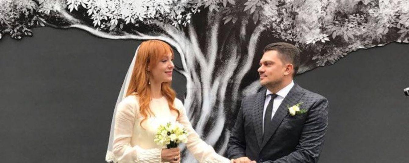 Світлана Тарабарова показала ексклюзивне відео зі свого весілля