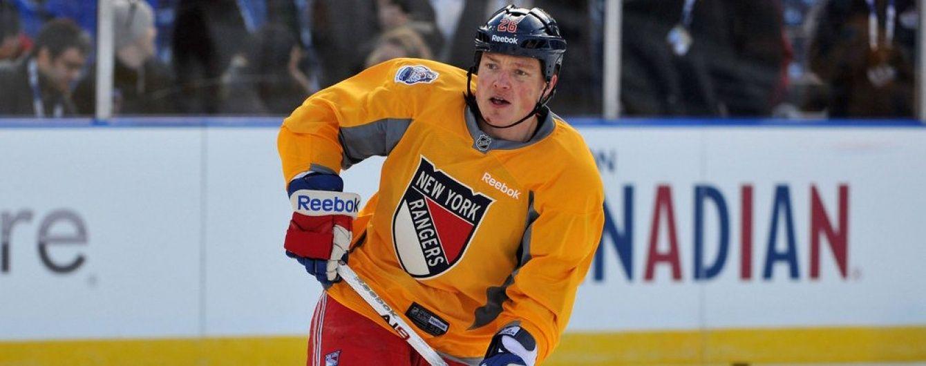 Легендарный украинский хоккеист завершил карьеру в возрасте 37 лет