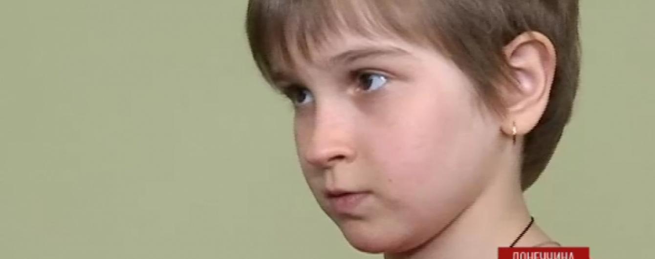 9-летнюю Лизу с Донбасса, чья семья погибла от взрыва газа, не отдают родному дедушке