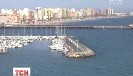 В Іспанії затримали 11 українців, які перевозили на судні 20 тонн гашишу