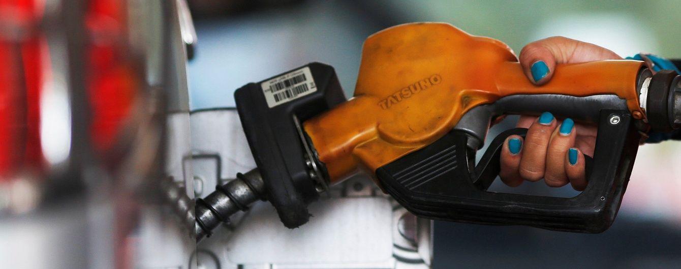 На АЗС поповзли вгору ціни на газ для авто. Середня вартість пального 12 жовтня