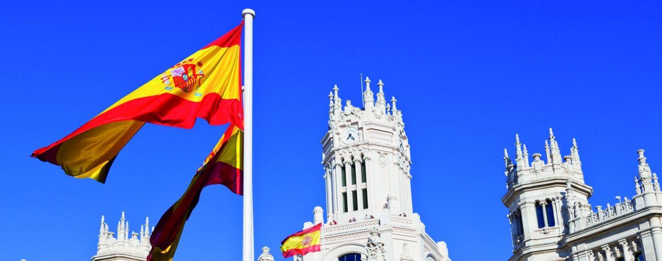 В Іспанії тисячі людей вийшли на демонстраціюна підтримку єдності країни