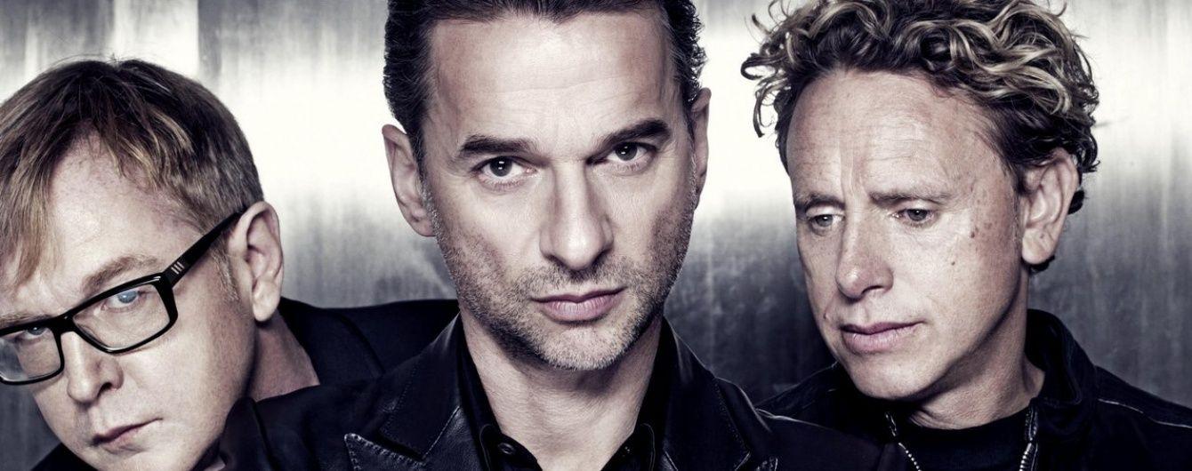 Легендарний гурт Depeche Mode знову виступить в Києві