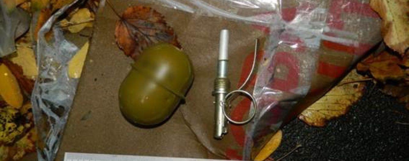 У підривника магазину на Київщині знайшли ще дев'ять гранат