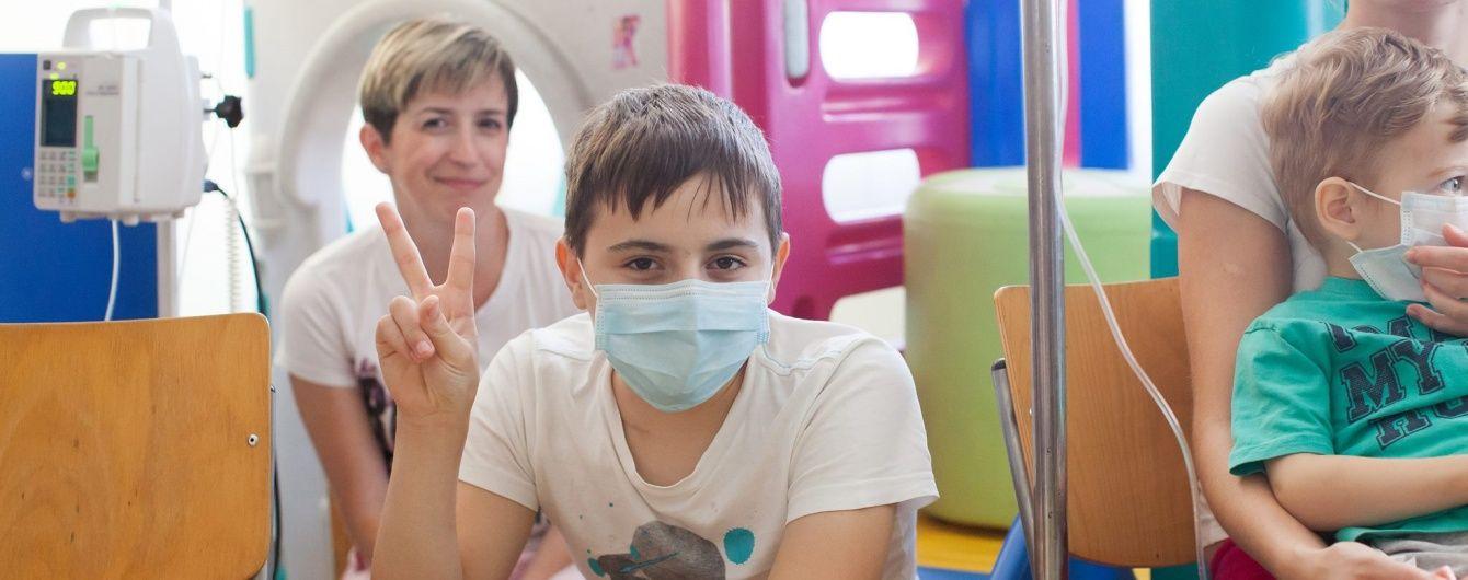 13-летний Андрюша нуждается в пересадке костного мозга