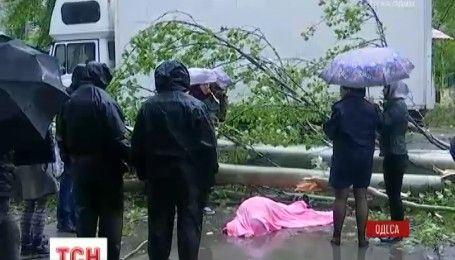 Непогода нанесла мощный удар по Одессе