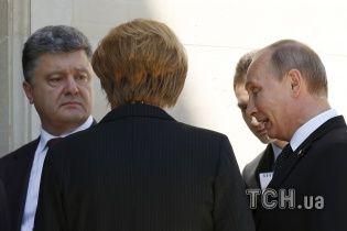"""Россия блокирует встречу """"нормандской четверки"""" на уровне президентов относительно Донбасса"""