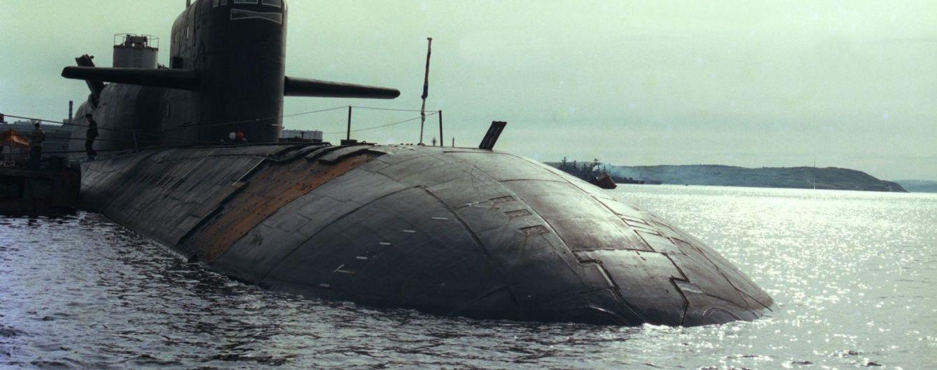 Три російські підводні човни рухаються у напрямку Сирії – ЗМІ