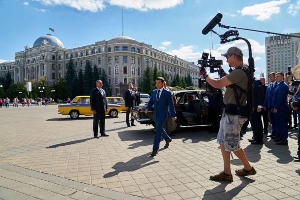 """В Сети появился первый трейлер политической комедии """"Слуга народа 2"""" с Зеленским"""