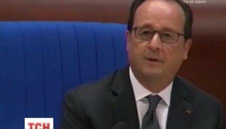 Українці критично поставилися до заяви президента Франції в ПАРЄ