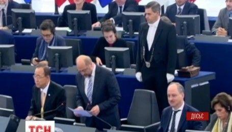 Європарламент розгляне резолюцію про протидію пропаганді РФ