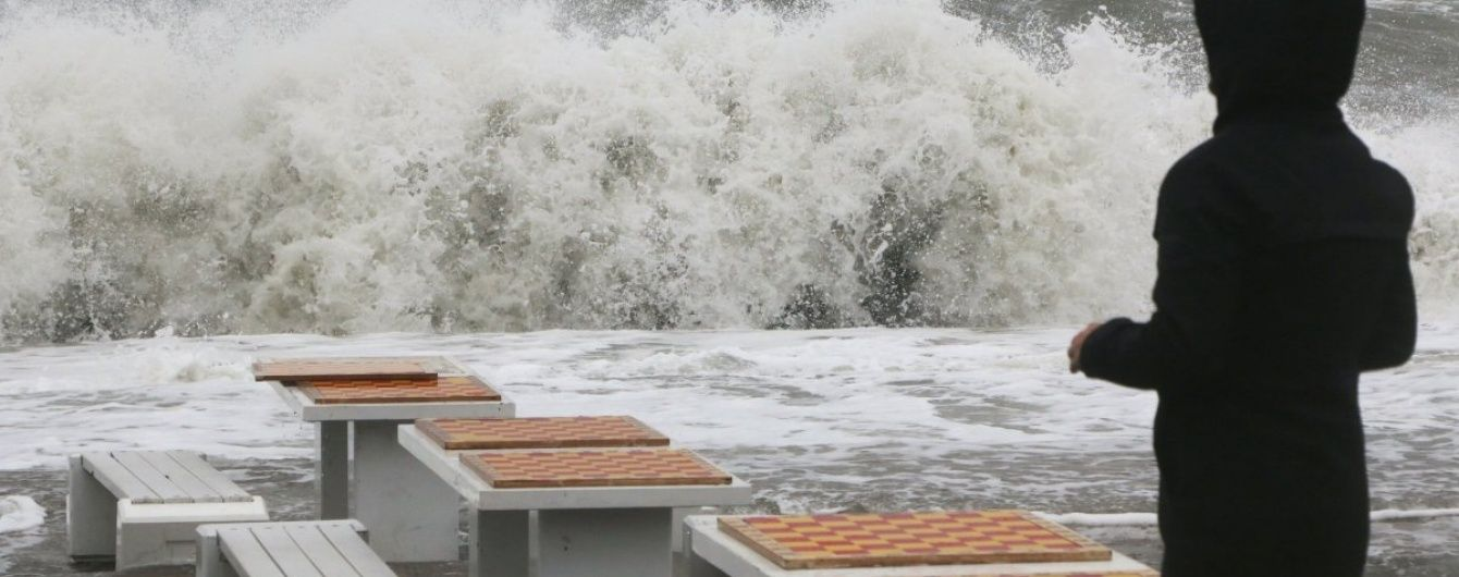 Смертоносный циклон покидает пределы Украины