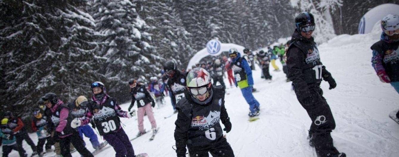 На Говерле стартовал лыжный сезон