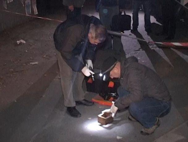 Столичная полиция обнародовала подробности подрыва мужчины на гранате в Киеве