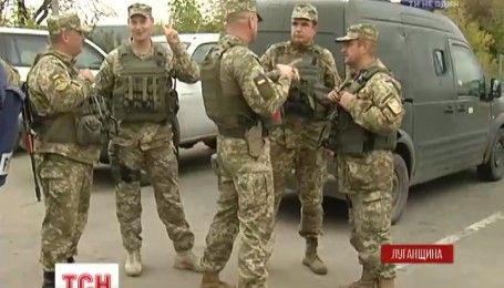 У Станиці Луганській знову зірвалося розведення військ
