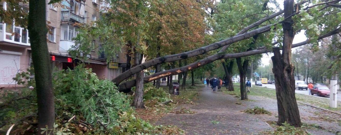 В Одессе остается затопленным целый район – улицы превратились в реки