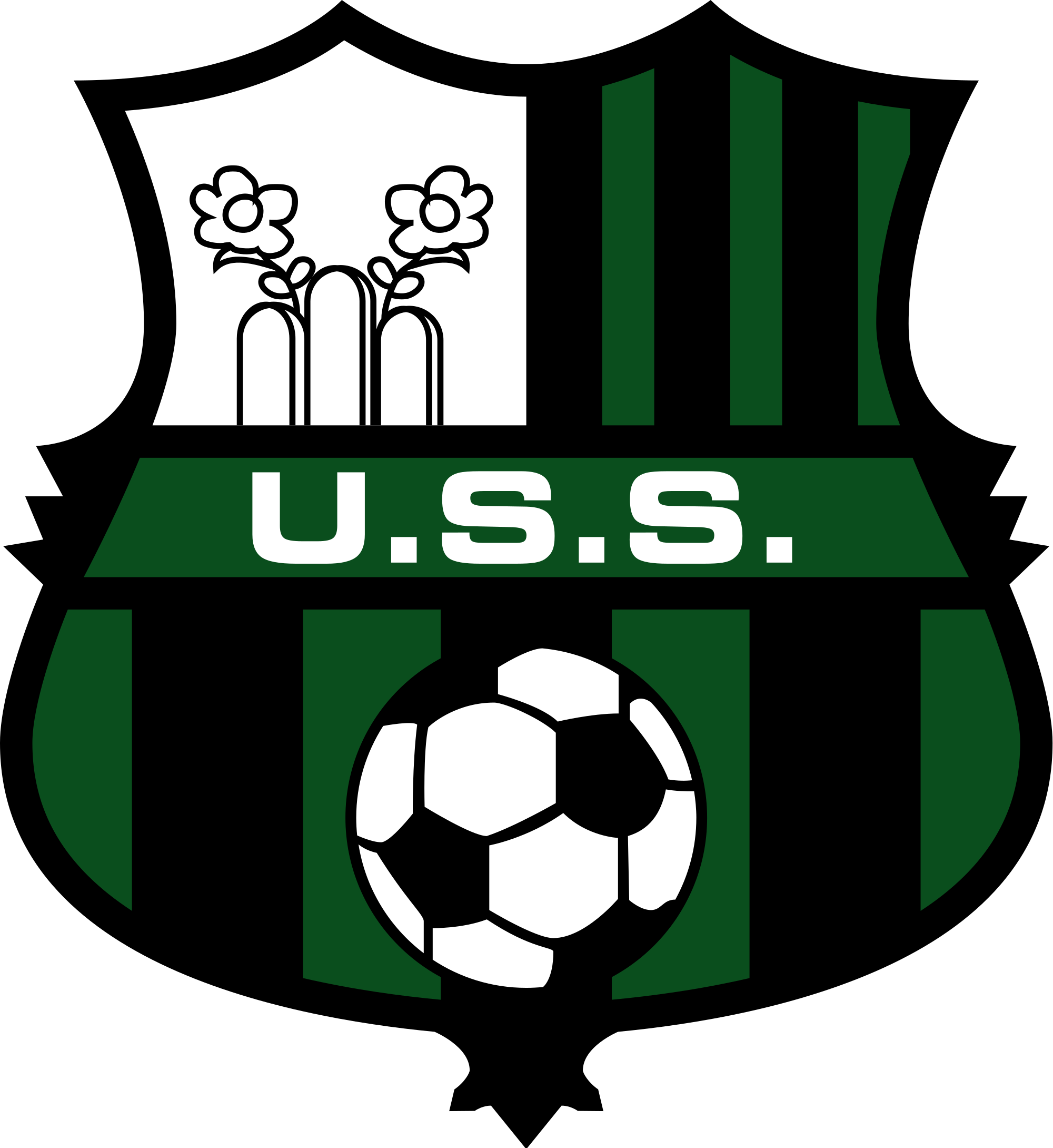 Эмблема ФК «Сассуоло»