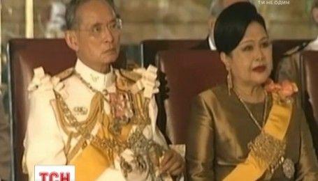 Помер король Таїланду Пхуміпон Адульядет