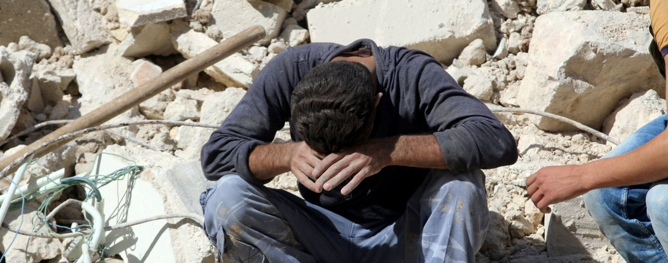 Авіація Росії скинула парашутні бомби на Алеппо: загинуло 11 людей