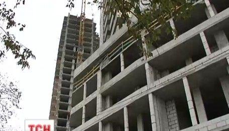 Покупатели квартир в арестованных комплексах Войцеховского будут достраивать жилье самостоятельно