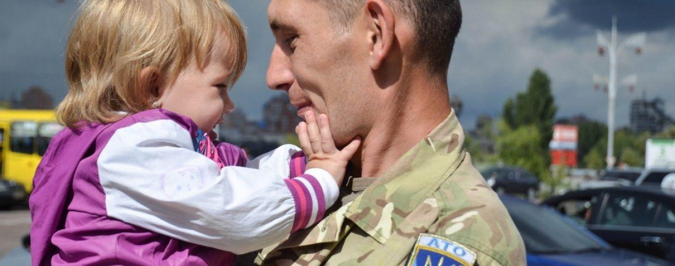 Товарищ москаль, на Украину шуток не скаль. Порошенко поздравил героев с Днем защитника страны