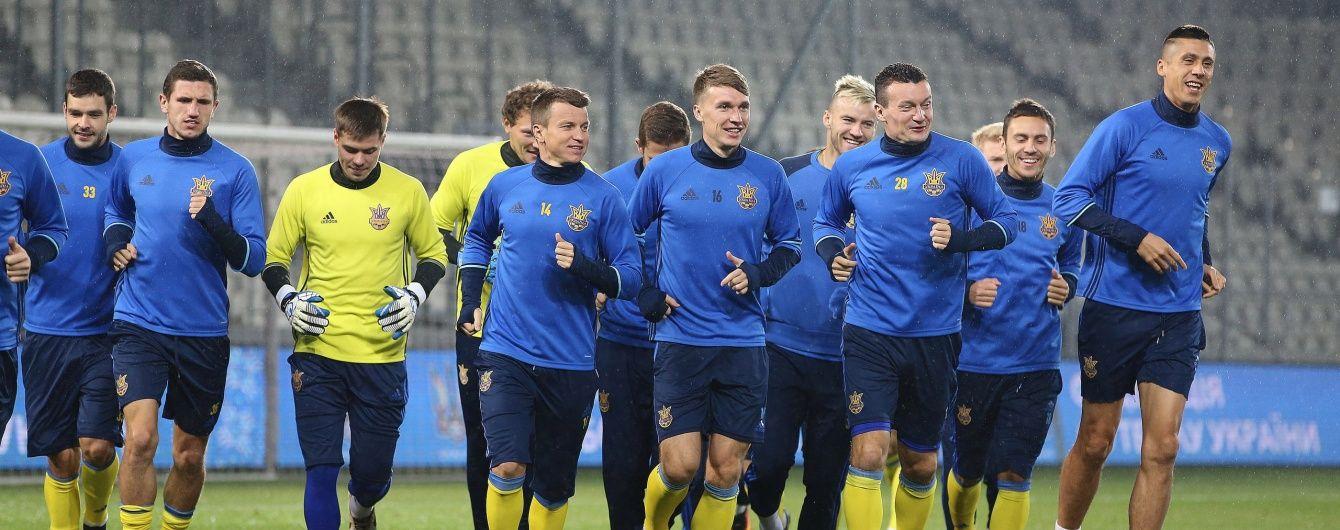 Таки з сюрпризом. Шевченко викликав Бєсєдіна у збірну України