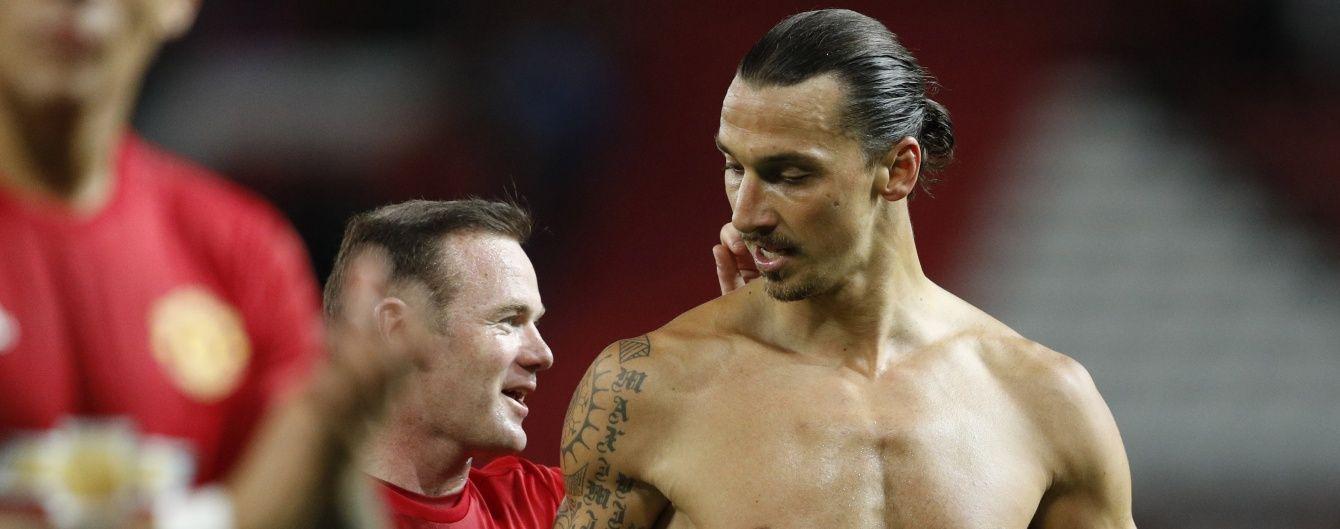 """""""Диявольський"""" блат. Сини Ібрагімовича гратимуть за """"Манчестер Юнайтед"""""""